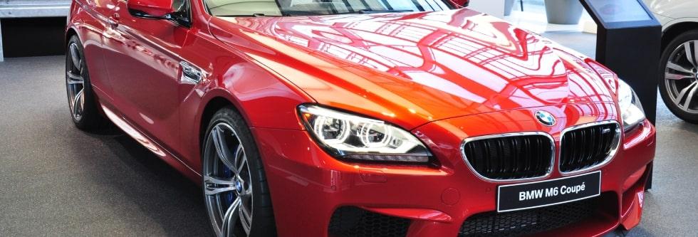 BMW M6イメージ