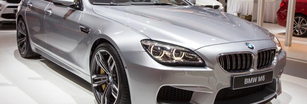 BMW M6 グランクーペイメージ