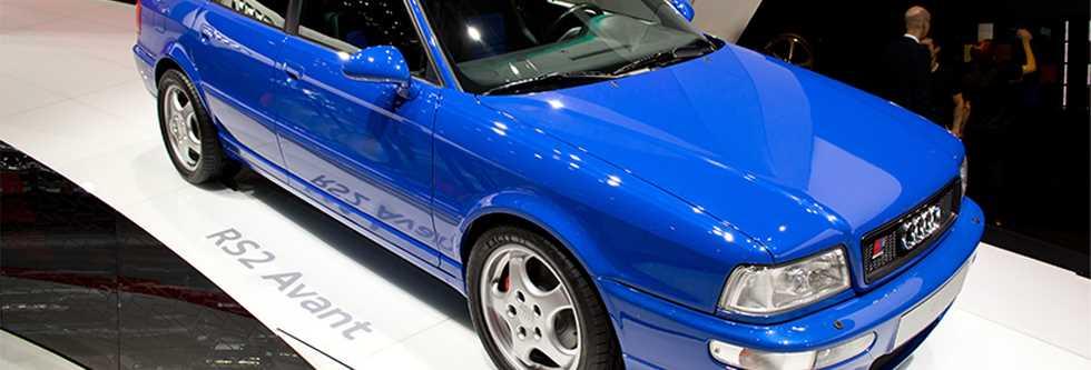 アウディ RS2アバントイメージ