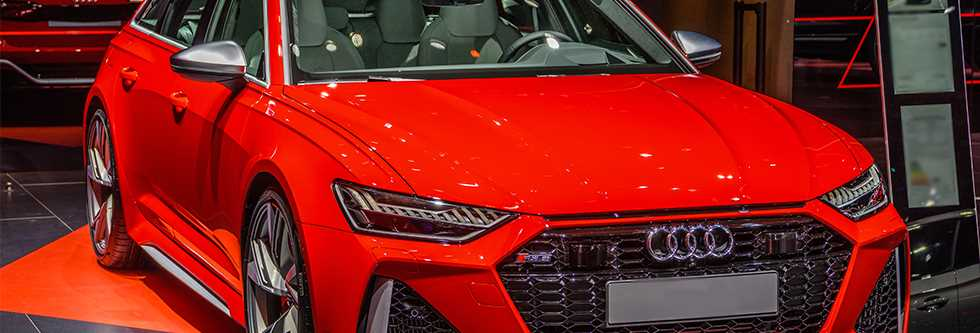 アウディ RS6イメージ