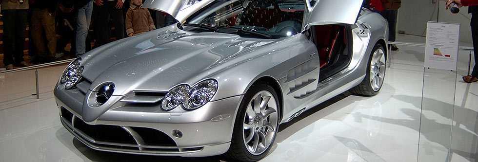 メルセデス・ベンツ SLRクラス マクラーレンイメージ