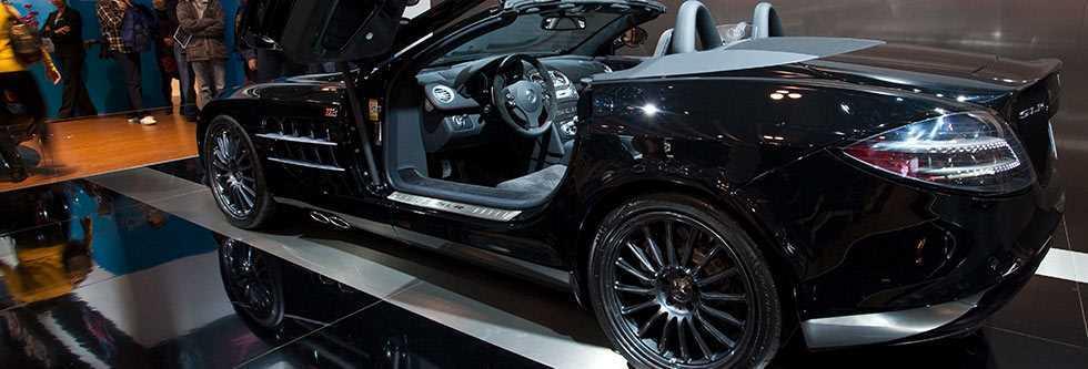 メルセデス・ベンツ SLRクラス マクラーレン ロードスターイメージ