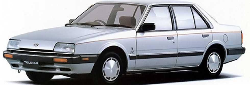 フォード テルスターイメージ