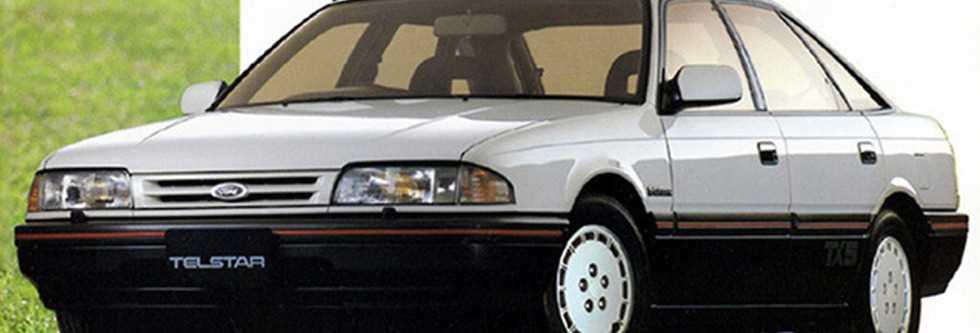 フォード テルスターTX5イメージ