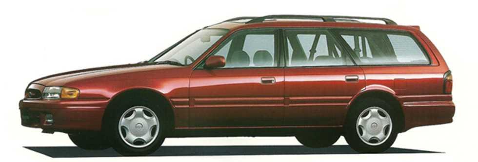 フォード テルスターワゴンイメージ