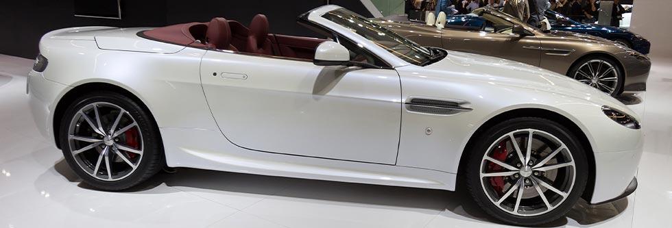 V8ヴァンテージロードスター