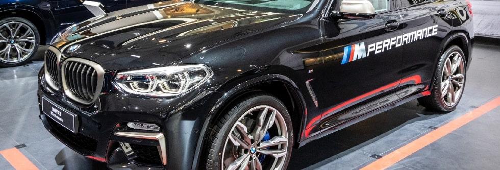 BMW X3イメージ