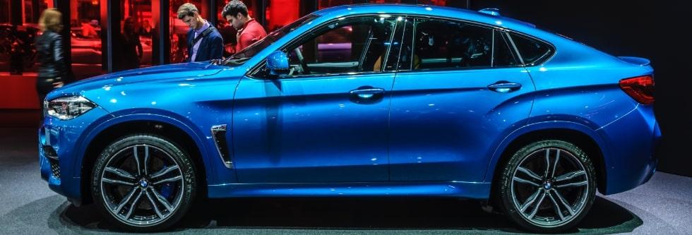 BMW X6 Mイメージ