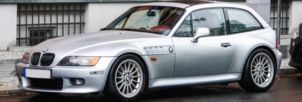 BMW Z3クーペイメージ