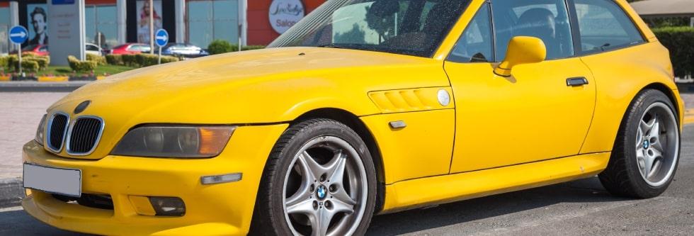 BMW Z3 Mクーペイメージ