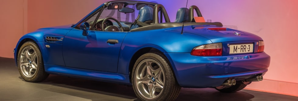 BMW Z3 Mロードスターイメージ