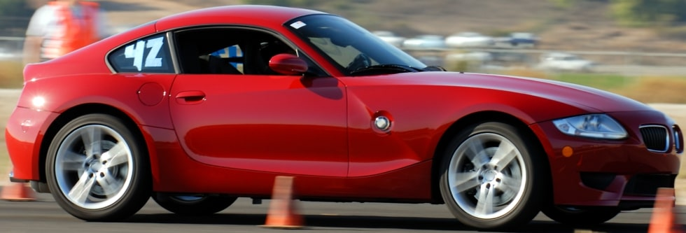 BMW Z4 Mクーペイメージ