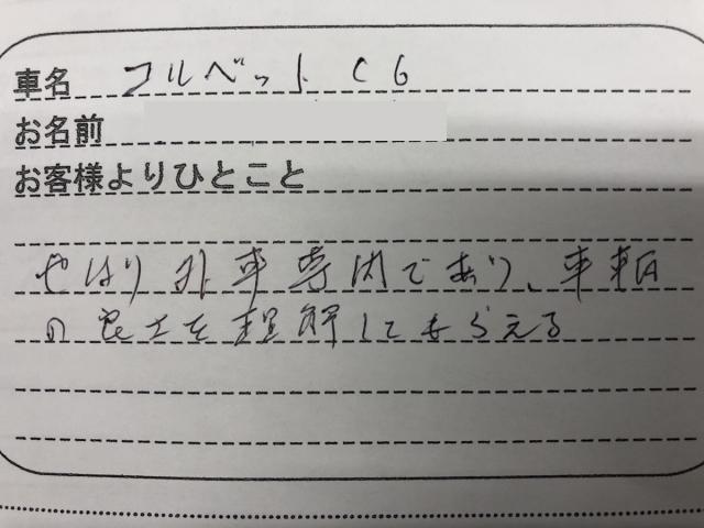 静岡県 50代 男性 H.M様