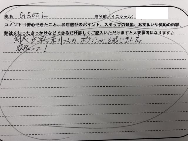東京都 30代 男性 N様