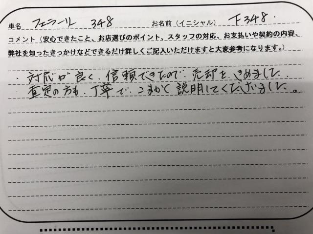 大阪府 40代 男性 F様