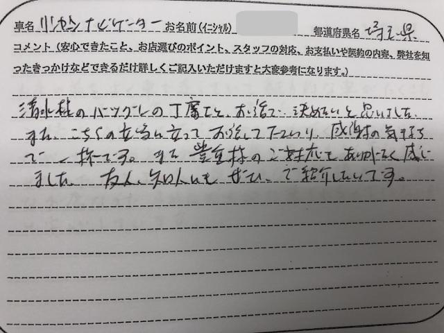 埼玉県 40代 男性 S様