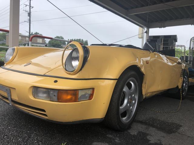 911カブリオレ (964ターボルック)実績画像