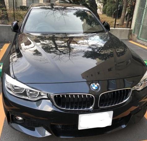 BMW4シリーズグランクーペお客様車両画像