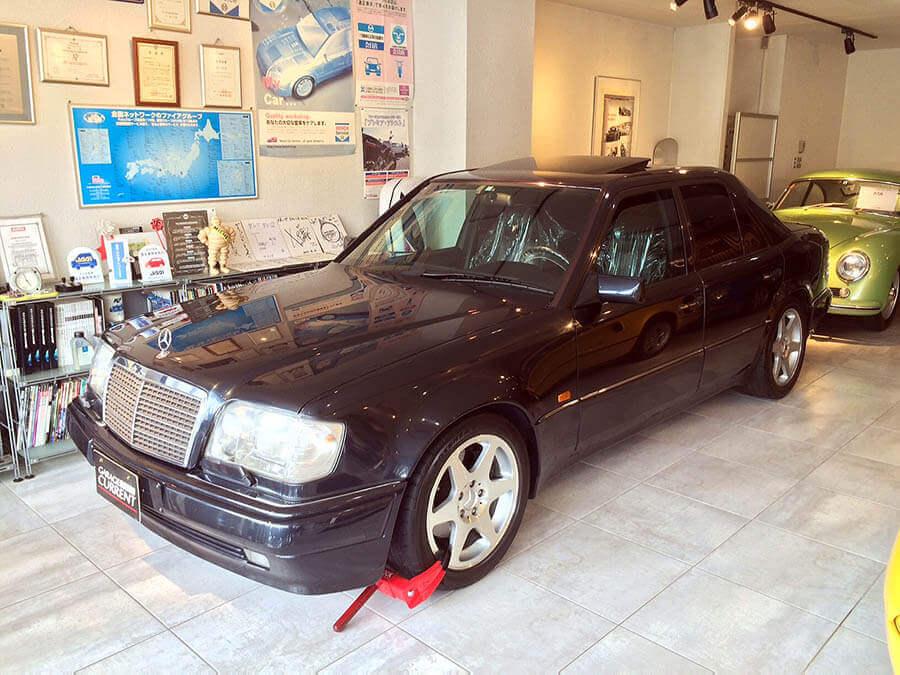 超がつくほどのレア車、AMG E60リミテッド(W124) サムネイル画像`