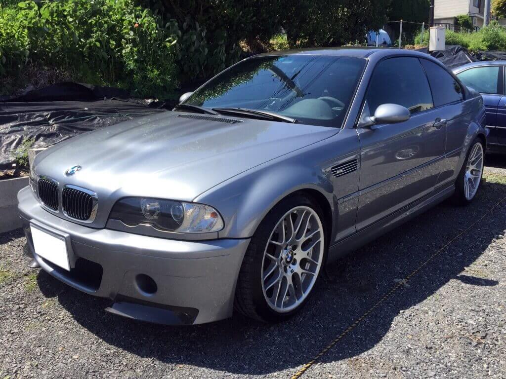 BMW M3 CSL(E46)、ホイールとそのスペックに魅せられる! サムネイル画像`