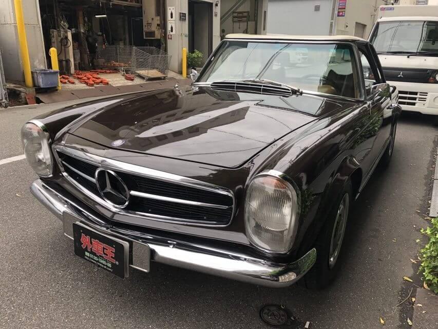 自動車の誕生と「メルセデス・ベンツ」について サムネイル画像`
