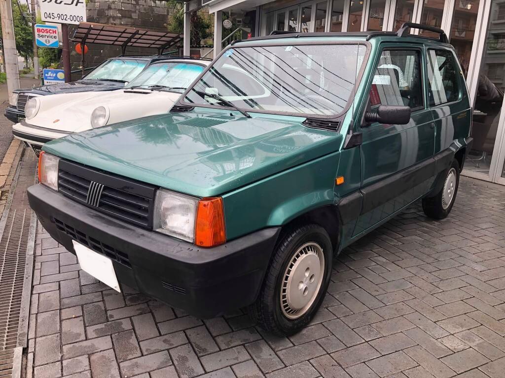 イタリアンデザインの小粋な実用車。乗れば楽しいフィアット・パンダ サムネイル画像`